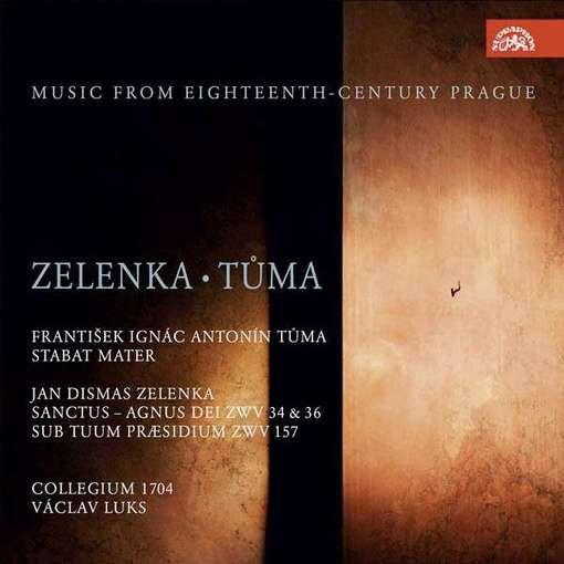Zelenka, Tůma – Bohemian Disciples of Johann Joseph Fux