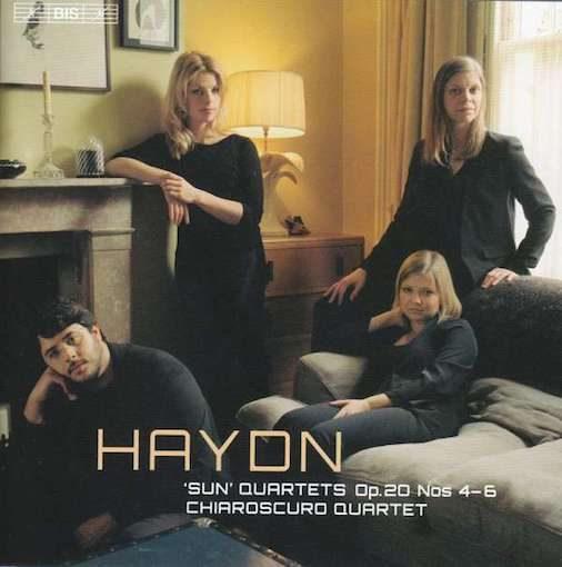 Haydn: 'Sun' Quartets Op. 20 Nos. 4-6