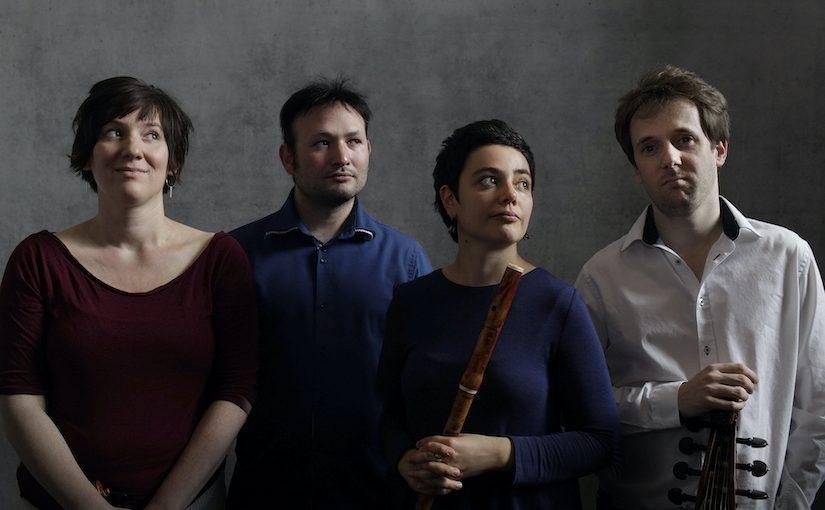 Gewijzigd programma concert Les Abbagliati