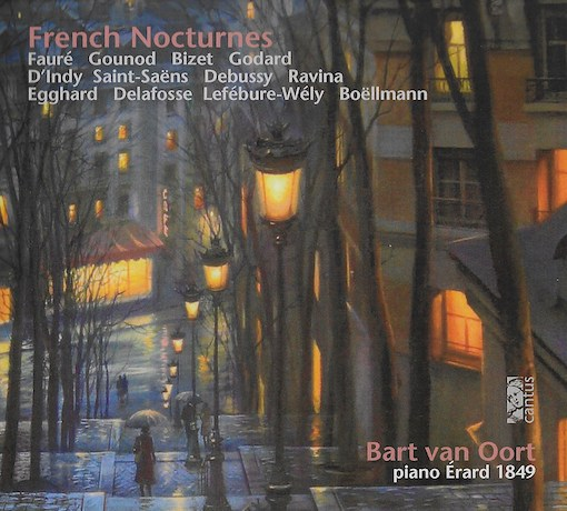 Bart van Oort – French Nocturnes