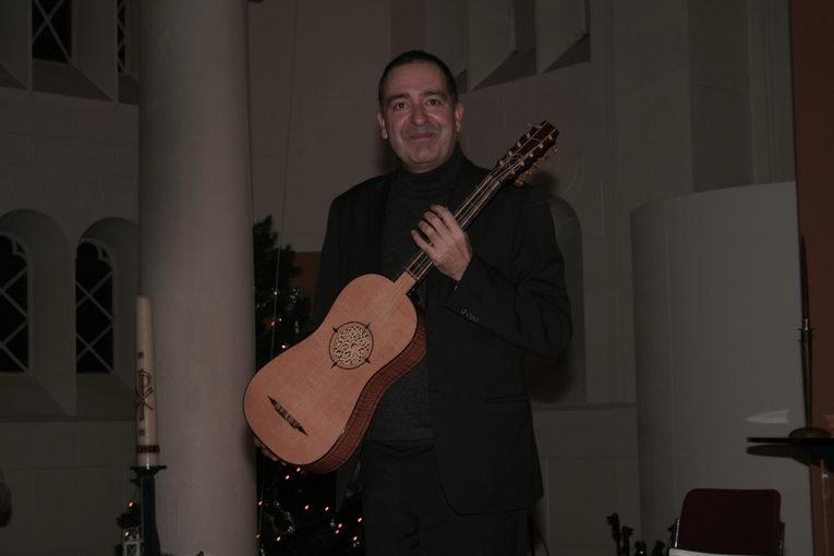 Extra concert: Xavier Díaz-Latorre in Baarnse Paaskerk