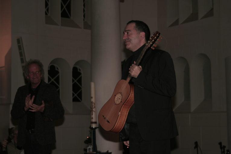 Xavier Díaz-Latorre sluit Baarns concertjaar 2013 af. En hoe!