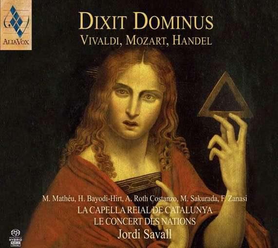 Vivaldi, Mozart, Händel: Dixit dominus