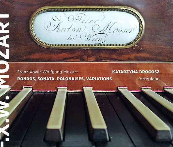 Franz Xaver Wolfgang Mozart: Piano Works