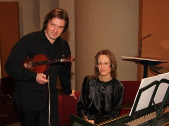 Serguey Filtchenko en Olga Martynova luiden nieuw concertseizoen in
