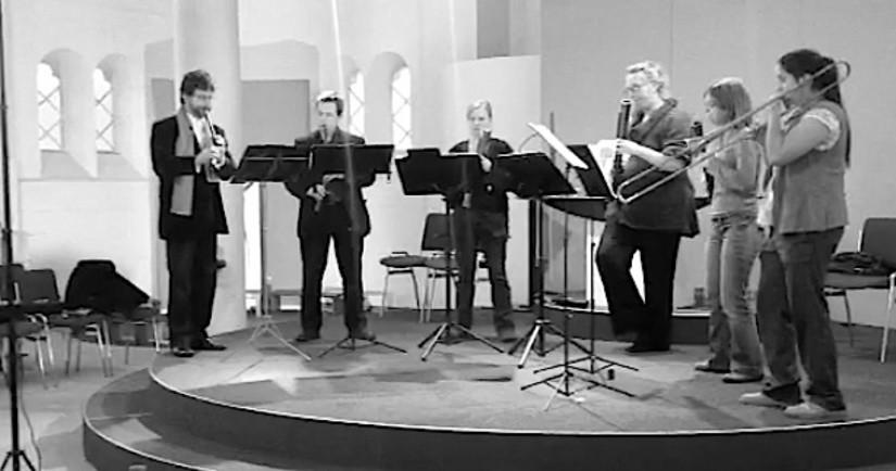 <em>I Fedeli</em> blies prachtig in Baarnse Paaskerk