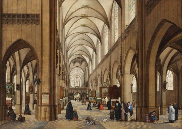 Goddelijke interieurs in het Museum Mayer van den Bergh