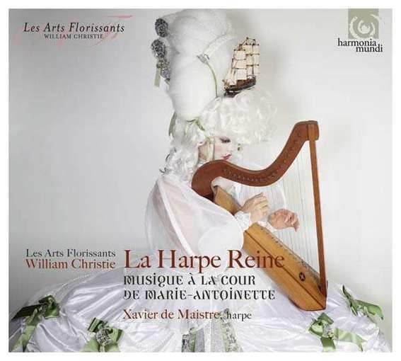 La Harpe Reine – Musique à la cour de Marie-Antoinette