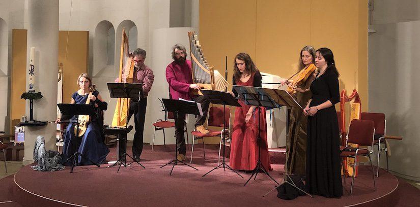 Muziek van Francesco Landini top vertolkt door LaReverdie