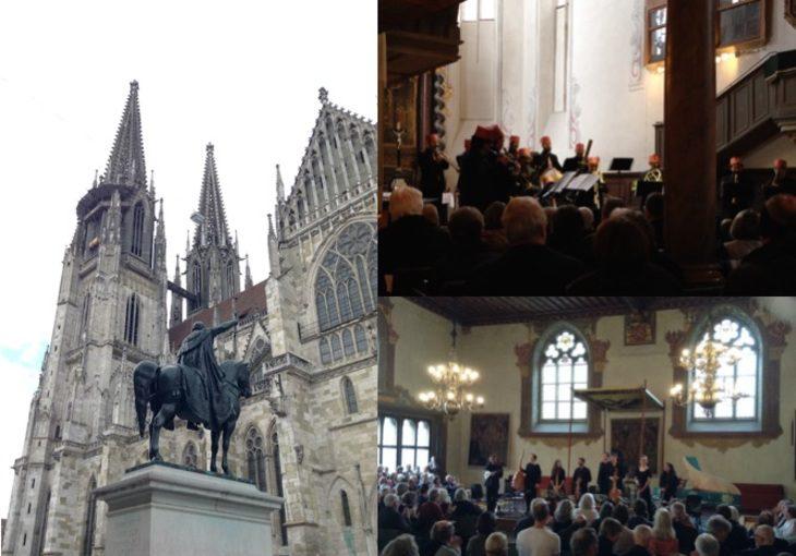 Tage Alter Musik, Regensburg (D) 2016