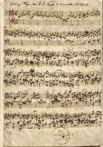 Preludes Gids-cd: Bachs <em>Musikalisches Opfer</em> (BWV 1079)