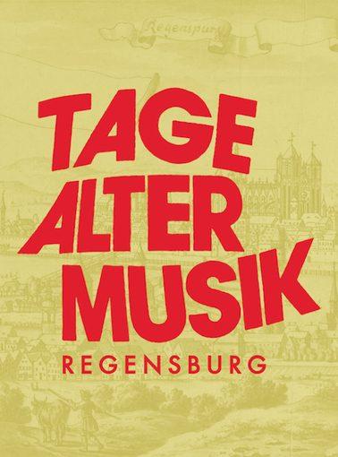 Tage Alter Musik Regensburg, editie 2017