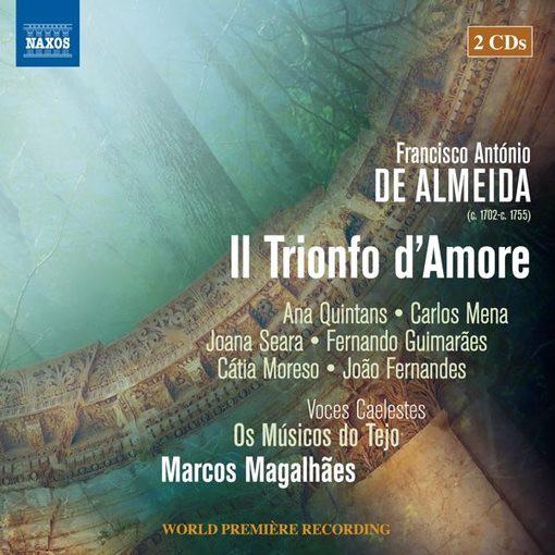 Almeida: Il Trionfo d'Amore – Scherzo pastorale a sei voci