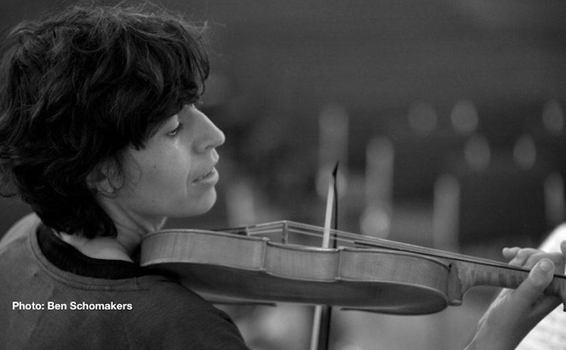 Amandine Beyer & Frédérick Haas concerteren in Baarn