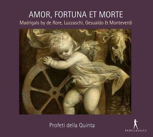 Amor, Fortuna et Morte – Madrigals