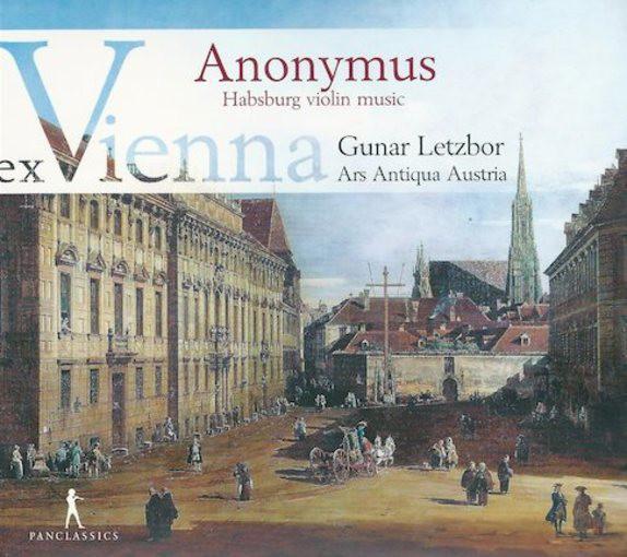 Anonymus – Habsburg Violin Music