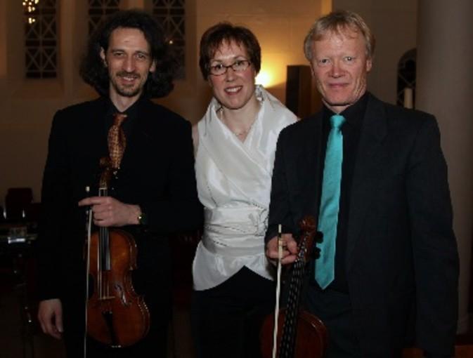Heerlijke avond met Anton Steck, Christian Goosses en Marieke Spaans