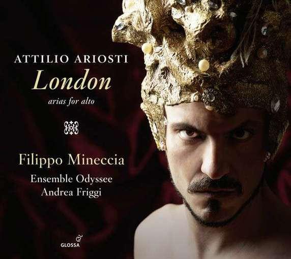 Ariosti: London Arias for Alto