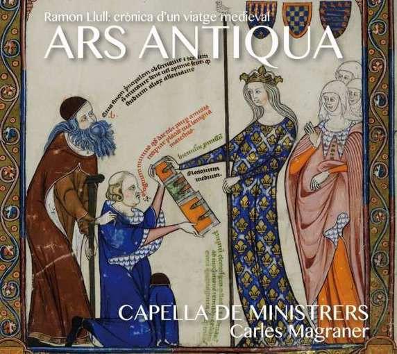 Ars Antiqua – Ramon Llull, crònica d'un viatge medieval