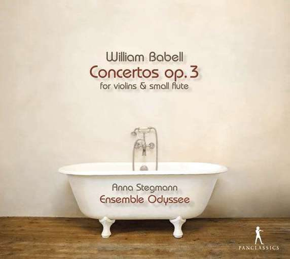 Babell: Concertos Op. 3 for violins and small flute