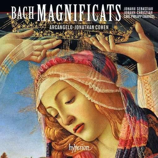 J.S. Bach, J.C. Bach & C.P.E. Bach: Three Magnificats