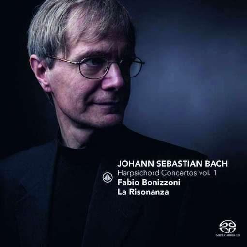 J.S. Bach: Harpsichord Concertos, Vol. 1