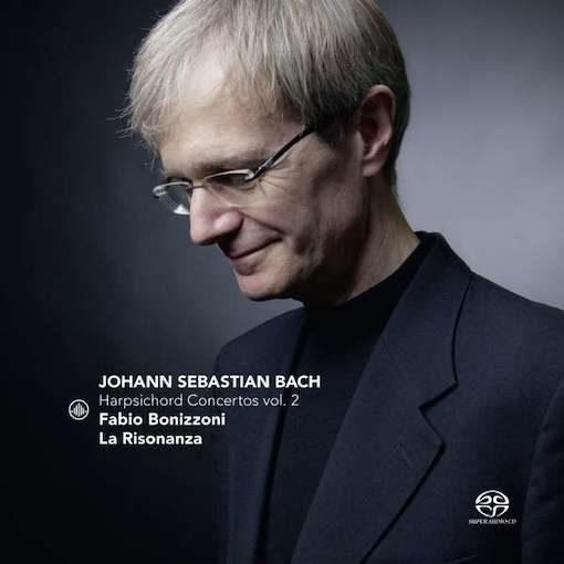 J.S. Bach: Harpsichord Concertos vol. 2