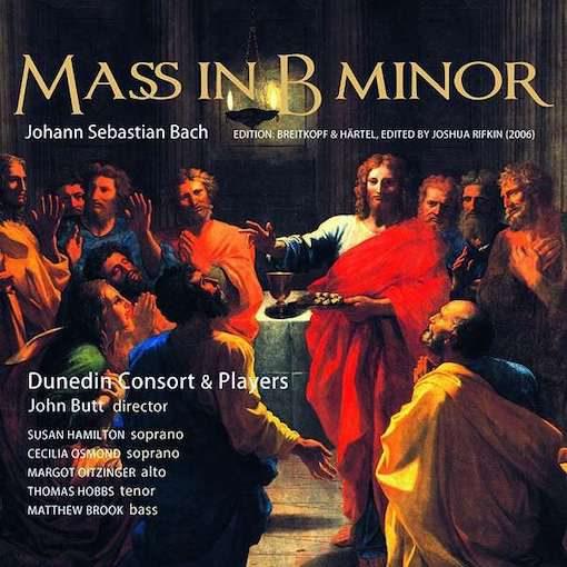 J.S. Bach: Hohe Messe