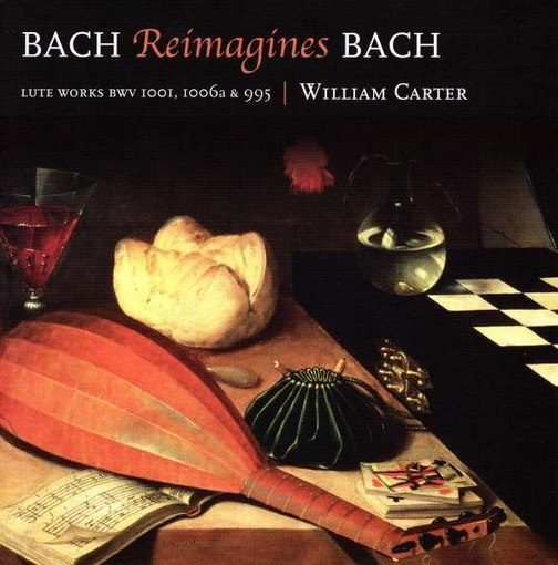 J.S. Bach: Reimagines – Lute Works BWV 1001, 1006a & 995