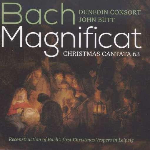 J.S. Bach: Magnificat & Christmas Cantata BWV 63