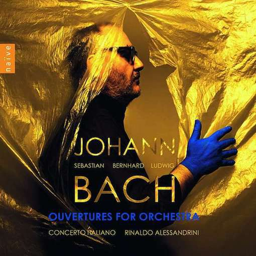 Bach: Ouvertures for Orchestra