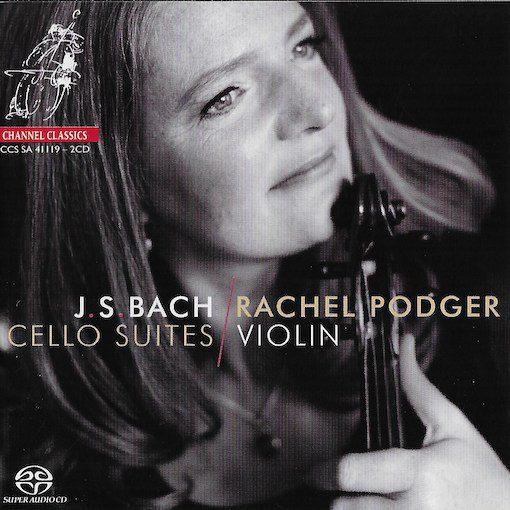 J.S. Bach: Cello Suites / Violin