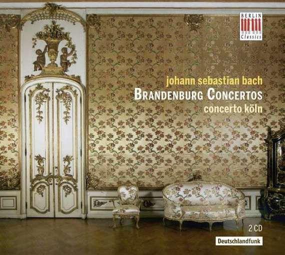J.S. Bach: Brandenburg Concertos
