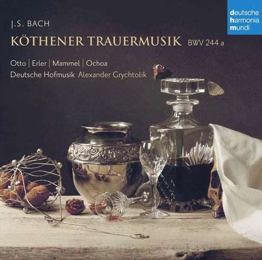 J.S. Bach: Köthener Trauermusik