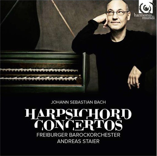 J.S. Bach: Harpsichord Concertos BWV 1052-1057