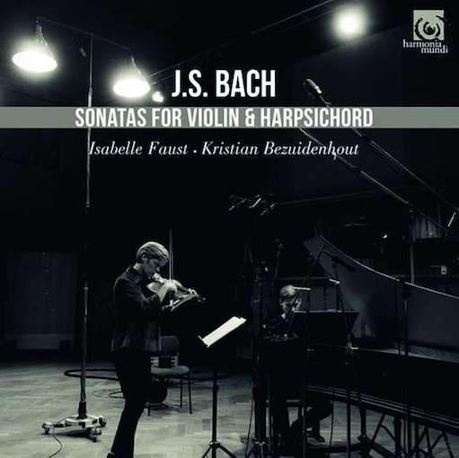J.S. Bach: Complete Sonatas for Violin & Harpsichord
