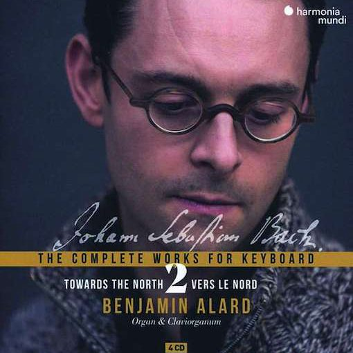 J.S. Bach: Complete works for keyboard, Vol. 2