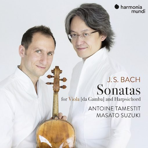 J.S. Bach: Sonatas for Viola [da gamba]
