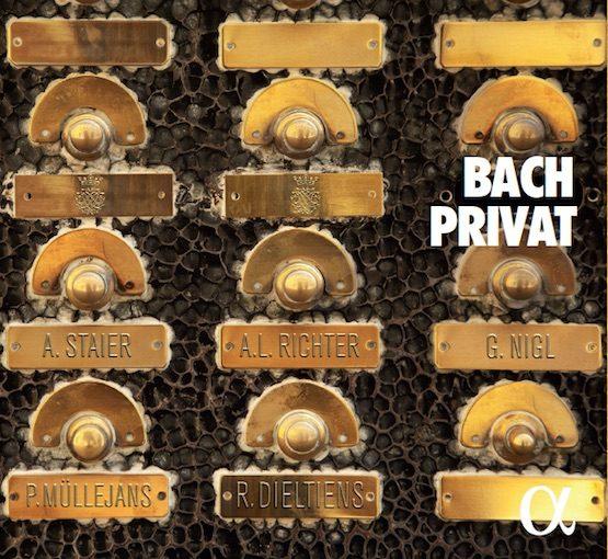 J.S. Bach: 'Bach Privat'