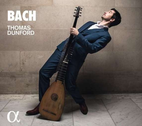 Thomas Dunford – Bach