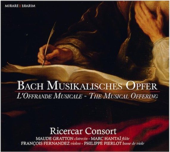 J.S. Bach: Ein musikalisches Opfer