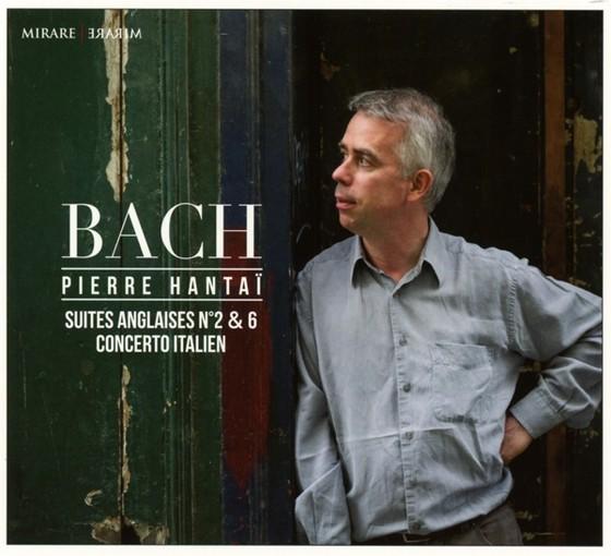 J.S. Bach: Suites Anglaises No. 2 & 6, Concerto Italien