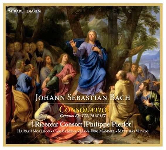 J.S. Bach: Consolatio
