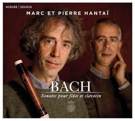 J.S. Bach: Sonates for flûte et clavecin