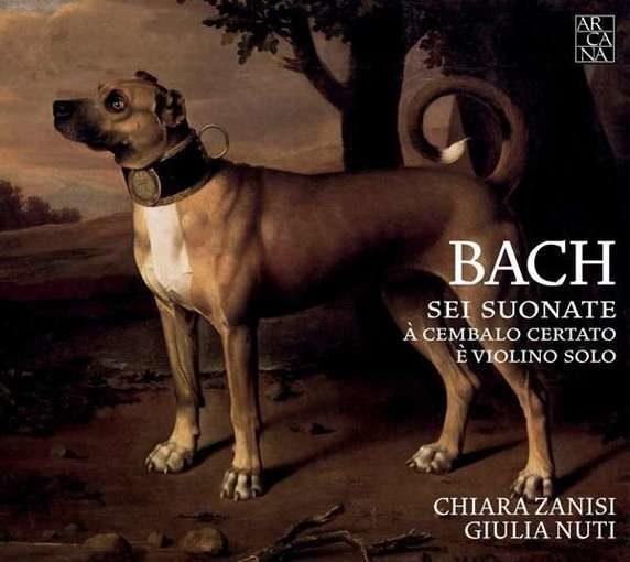 J.S. Bach: Sei suonate à cembalo è violino