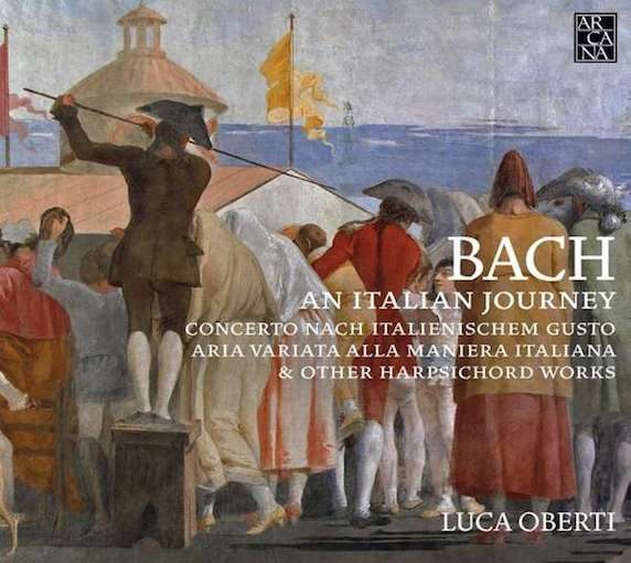 Bach: An Italian Journey