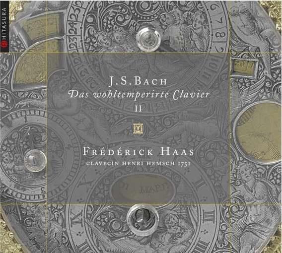 J.S. Bach: Das wohltemperirte Clavier II
