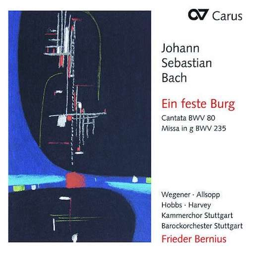 J.S. Bach: Ein feste Burg