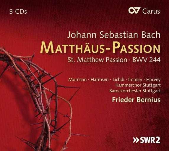 J.S. Bach: Matthäus-Passion