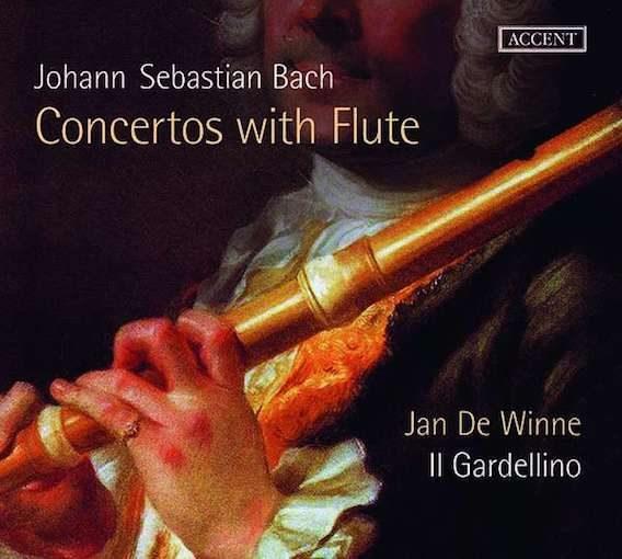 J.S. Bach: Concertos with Flute